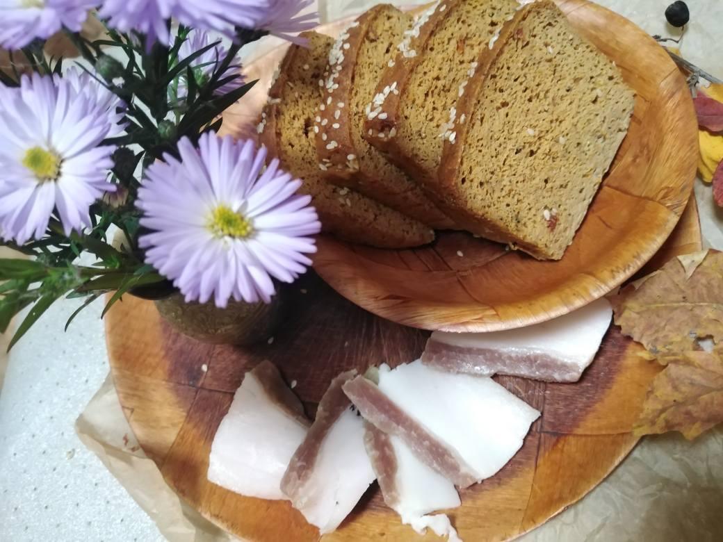 Хлеб для кето и карнивор диеты